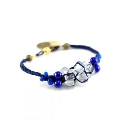 Bracelet Aurore bleu