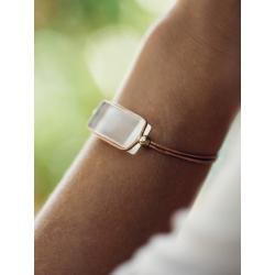 Bracelet Zen pur bronze
